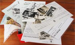 GENEALOGY SERVICE | Kaimai Bindery | www.bindery.co.nz